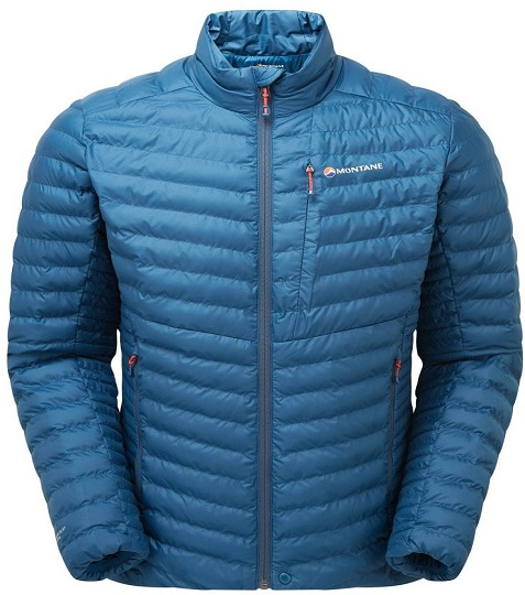 Bunda Montane Icarus Stretch Mikro Narwhal blue