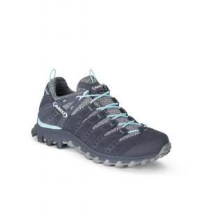 Obuv Aku Alterra Lite GTX Wom  Antacite / Light blue